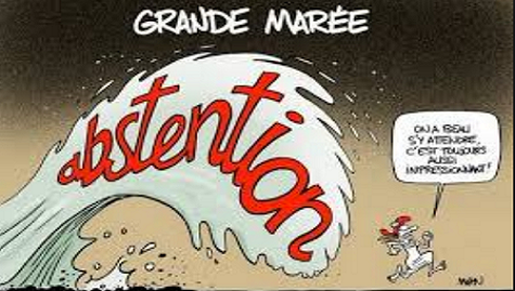 abstention grande marée